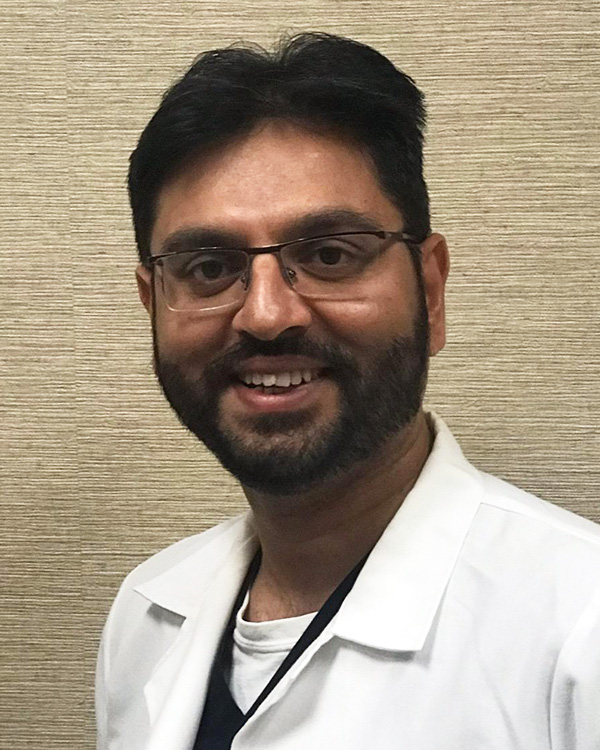 Dr. Hussain Arbab, DDS